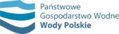 Logo Państwowego Gospodarstwa Wodnego Wody Polskie
