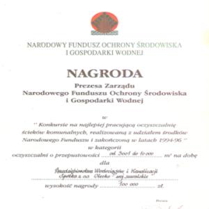 Nagroda NFOŚiGW